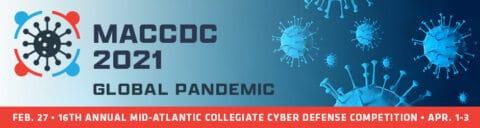 2021 MACCDC Theme: Global Pandemic